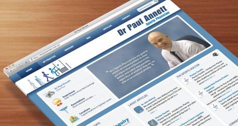 Dr Paul Annett